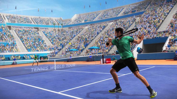 تاریخ انتشار Tennis World Tour مشخص شد