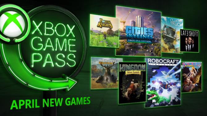عناوین ماه آوریل سرویس Xbox Game Pass مشخص شد