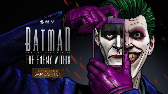 تاریخ انتشار آخرین قسمت Batman: The Enemy Within مشخص شد