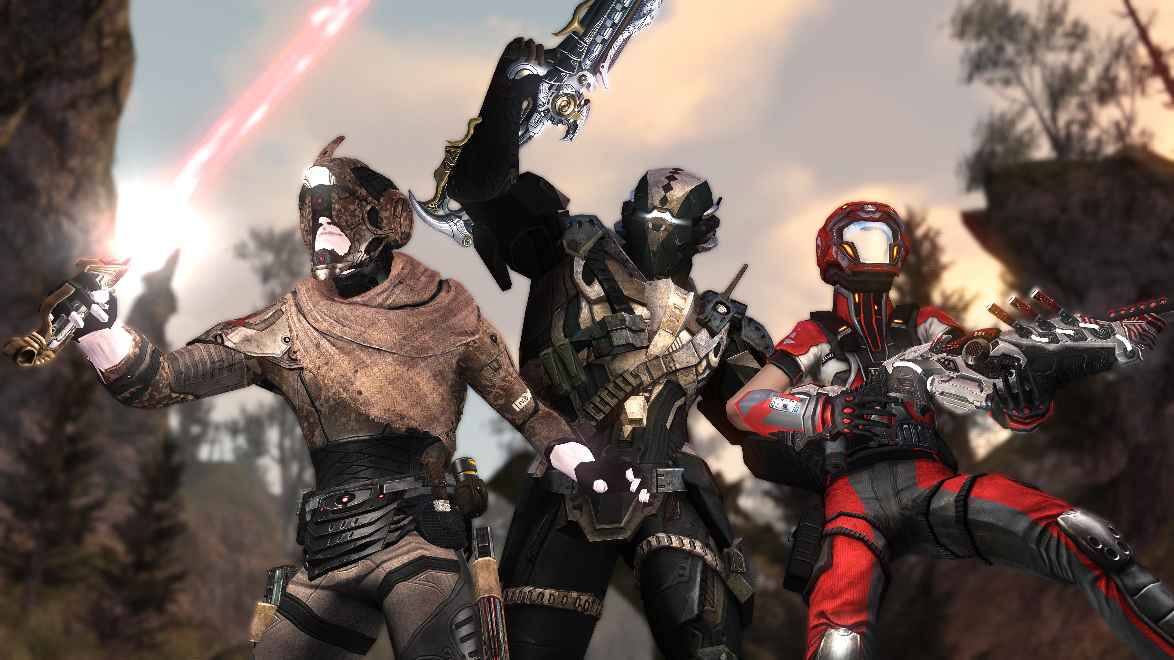 بازی Defiance 2050 با یک تریلر معرفی شد