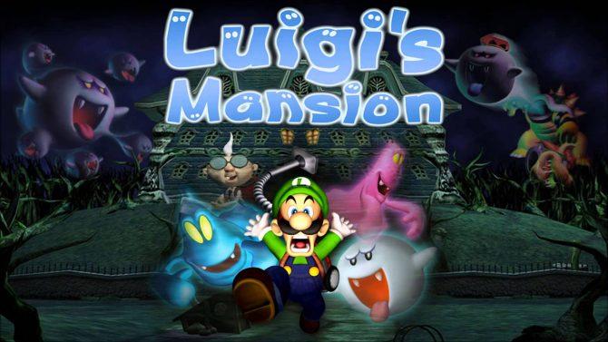 Luigi's Mansion برای ۳DS معرفی شد