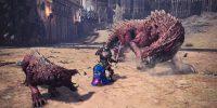 پوشش شخصیت مگامن به بازی Monster Hunter World اضافه شد
