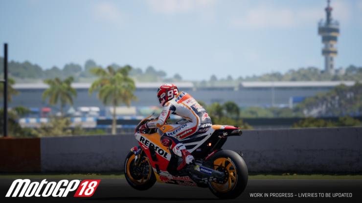 MotoGP 18 رسما معرفی شد   انتشار در تابستان ۲۰۱۸