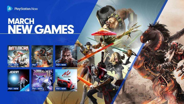 در این ماه بازیهای جدیدی به سرویس PlayStation Now اضافه خواهد شد