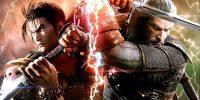 از باکسآرت SoulCalibur VI با حضور Geralt رونمایی شد