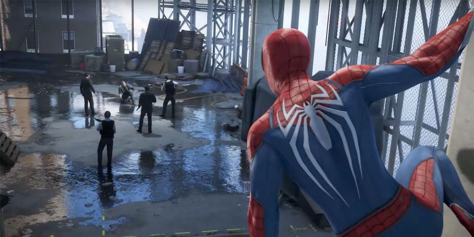 اینسومنیاک از بین شخصیتهای مختلف مارول Spider-Man را برای ساخت بازی انتخاب کرده است