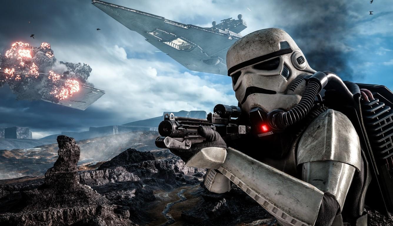 بازی Star Wars Battlefront II به سرویس EA Access اضافه شد
