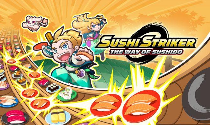 رونمایی از نسخهی نینتندو سوئیچ و تاریخ عرضهی Sushi Striker: The Way of Sushido