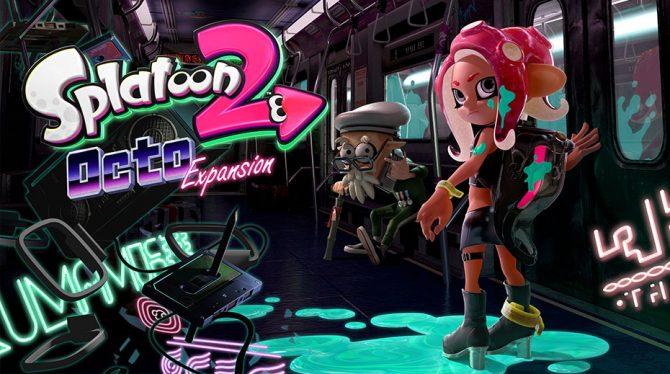 تریلر جدیدی از گیمپلی بستهی الحاقی Splatoon 2 عرضه شد