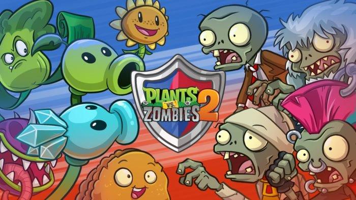 حالت جدیدی به بازی Plants Vs Zombies 2 افزوده شد