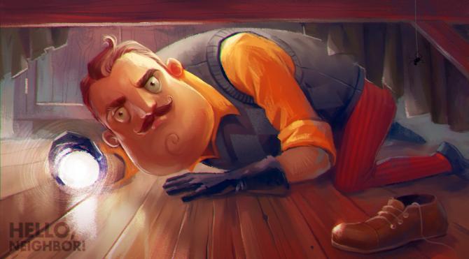 بازی Hello Neighbor با یک تریلر رسما برای پلیاستیشن ۴ معرفی شد