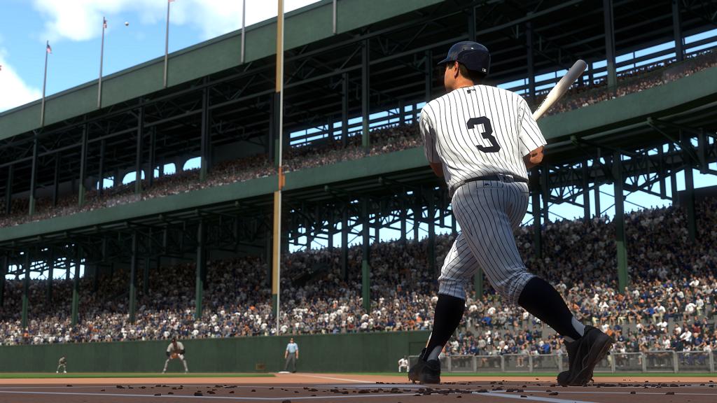 انتشار تریلری جدید از بازی MLB The Show 18