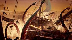 کراکن ها در عنوان Sea of Thieves فاقد بدن هستند