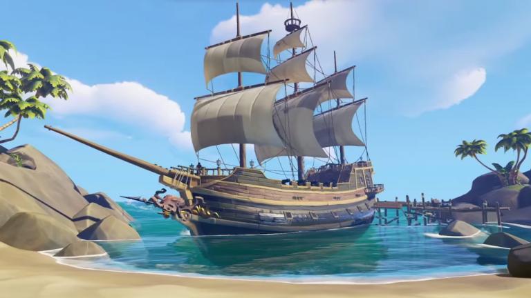 صحبتهای سازنده Sea of Thieves در مورد نحوه ایجاد توازن در بازی