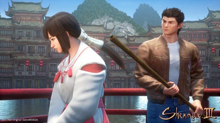 Shenmue 3 پایان باز خواهد داشت