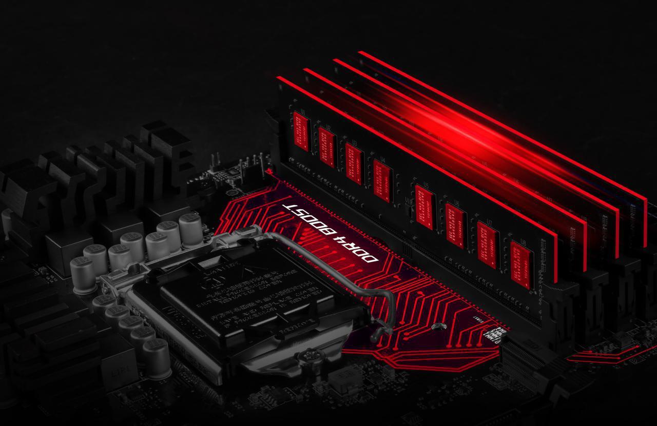 درباره MSI DDR۴ BOOST بیشتر بدانیم