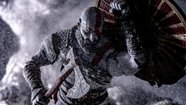 بهروزرسانی ۱٫۱۳ بازی God Of War منتشر شد