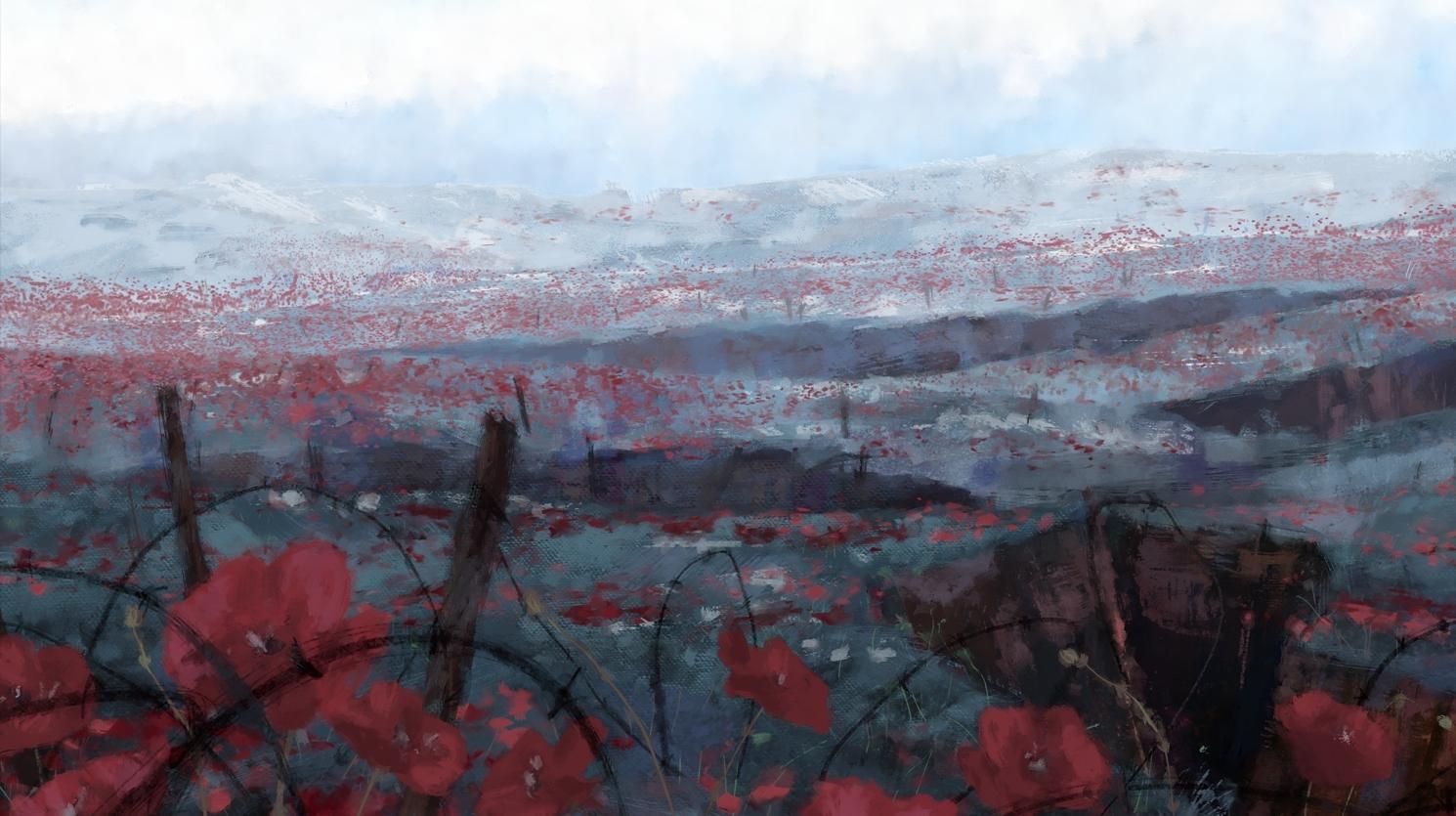 عنوان ماجراجویی ۱۱-۱۱: Memories Retold در جنگ جهانی اول رخ خواهد داد