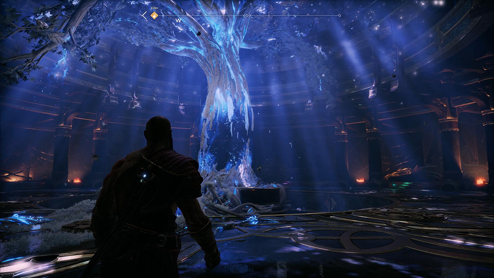 تحلیل فنی | بررسی عملکرد God of War بر روی کنسول پلی استیشن ۴