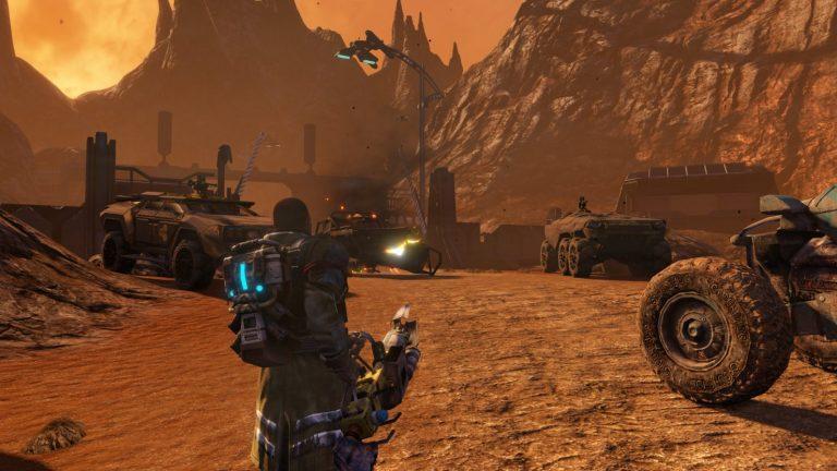 تاریخ عرضه احتمالی Red Faction Guerrilla Re-Mars-Te-Red فاش شد