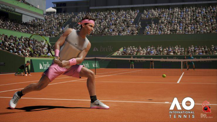 عنوان AO International Tennis برای کنسولهای نسل هشتم معرفی شد