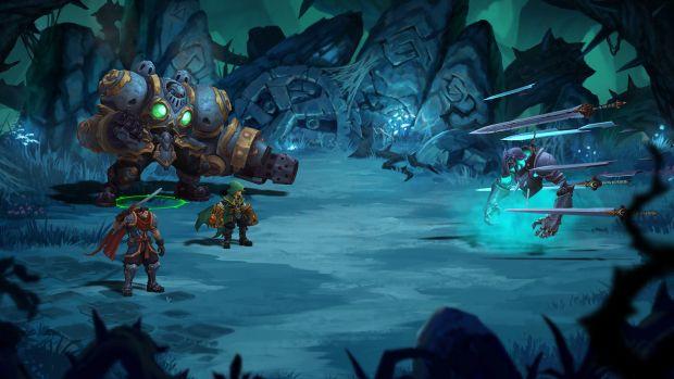 تاریخ عرضه Battle Chasers: Nightwar برای نینتندو سوییچ مشخص شد