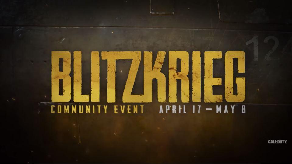رویداد جدید بازی Call of Duty: WWII در دسترس قرار گرفت
