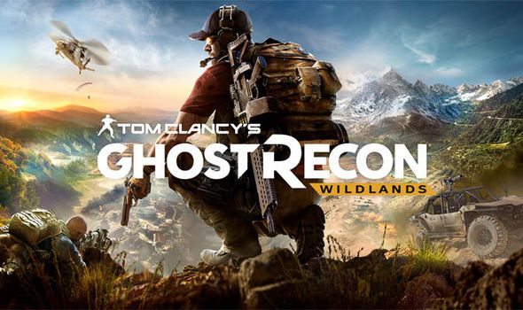 Ghost Recon Wildlands-Gamefa
