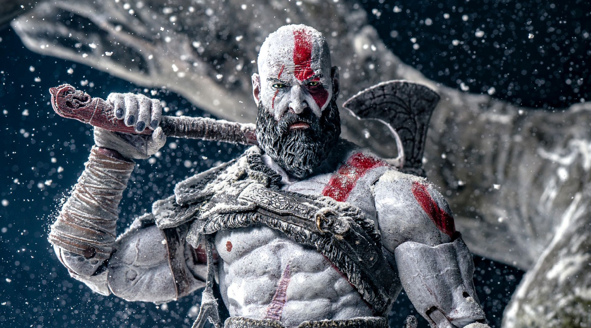 سومین بهروزرسانی کم حجم بازی God Of War منتشر شد