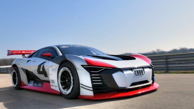 از دو اتومبیل جدید سری Vision GT برای عنوان Gran Turismo Sport رونمایی شد