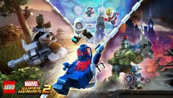 بستهی الحاقی Avengers: Infinity War برای عنوان LEGO Marvel Super Heroes 2 منتشر میشود