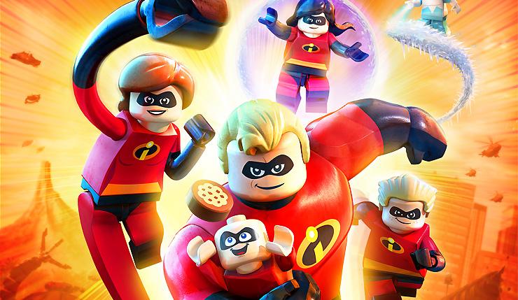 اولین تریلر از گیمپلی LEGO The Incredibles منتشر شد