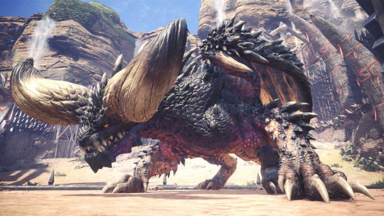 صحبت سازندگان درباره چگونگی نام گذاری هیولاها در Monster Hunter World