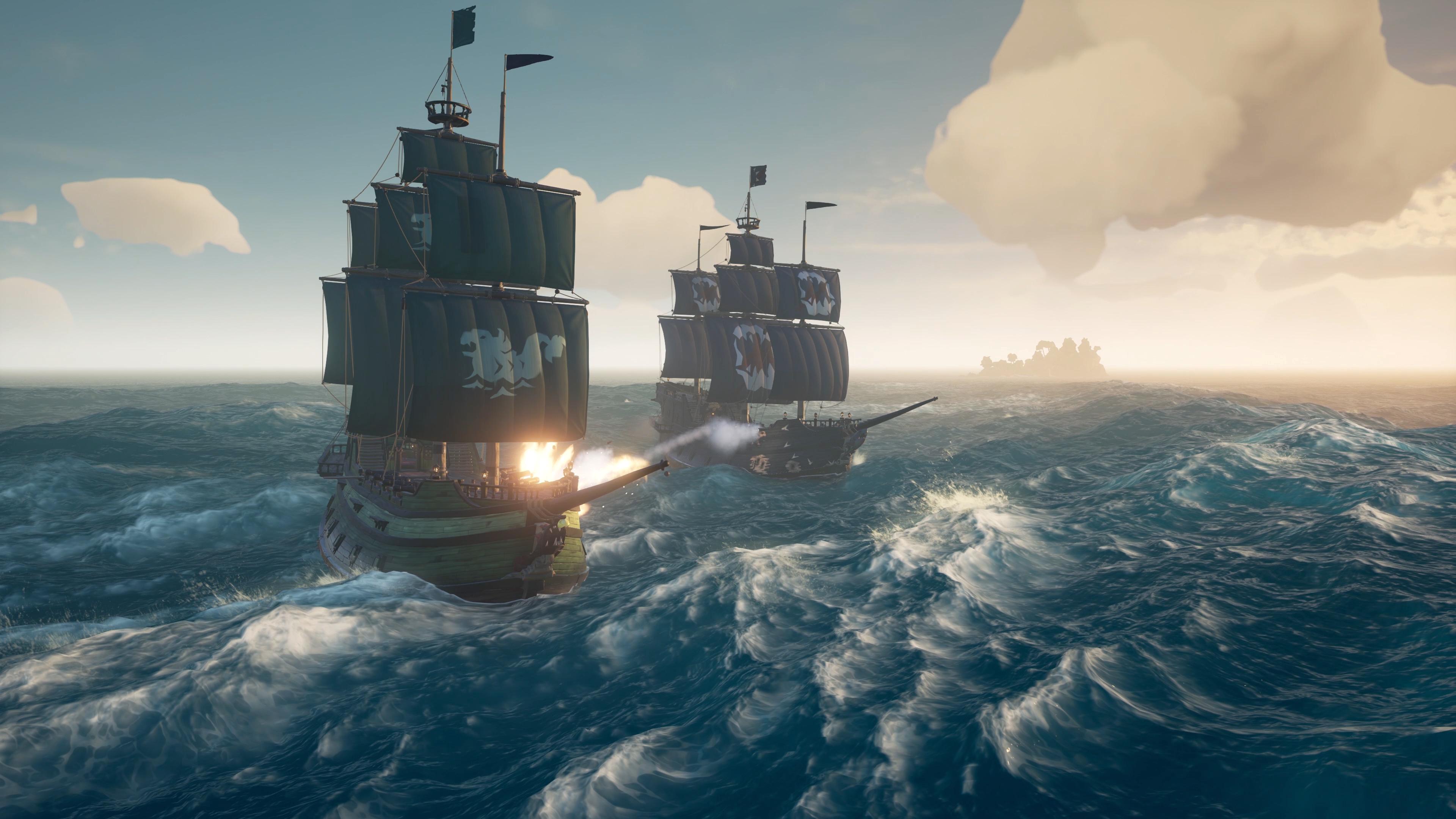 ویدیوی جدید Sea of Thieves بازیکنان تک نفره را هدف قرار داده است
