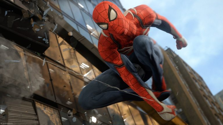 سازندگان بازی Spider Man به دنبال نویسنده برای رویدادهای درون بازی هستند