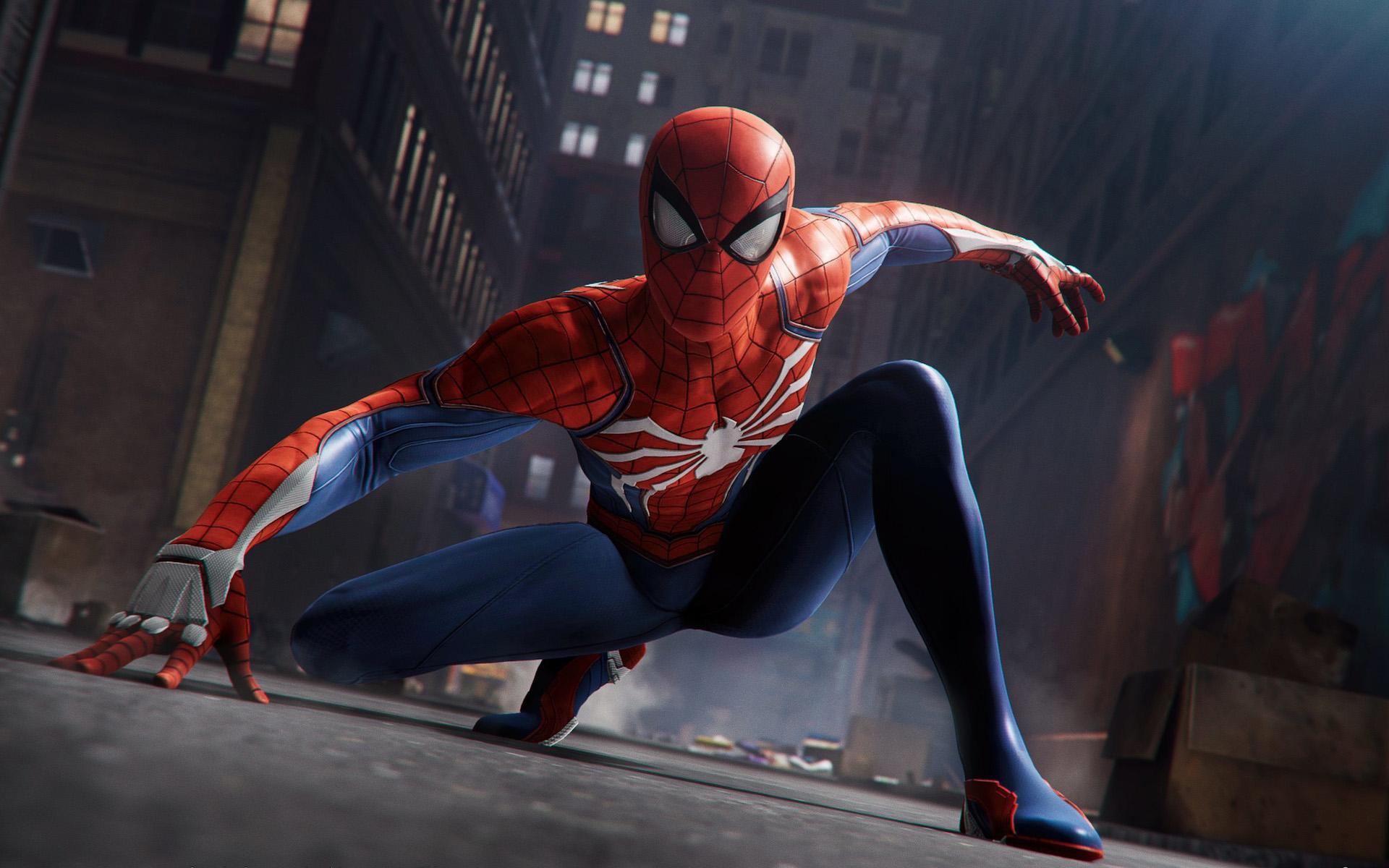 پس از اتمام بخش داستانی Spider-Man امکان تغییر آب و هوا وجود خواهد داشت