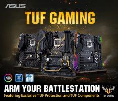 پایداری در هر شرایطی با مادربوردهای جدید سری TUF Gaming ایسوس