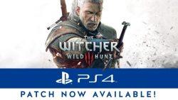 بهینهساز اچدیآر بازی The Witcher 3: Wild Hunt برای پلیاستیشن 4 پرو منتشر شد