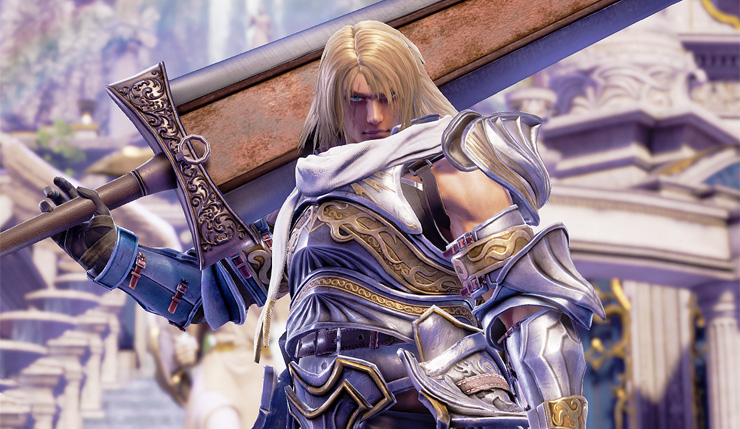 تریلر جدید عنوان SoulCalibur VI منتشر شد | معرفی شخصیت Siegfried