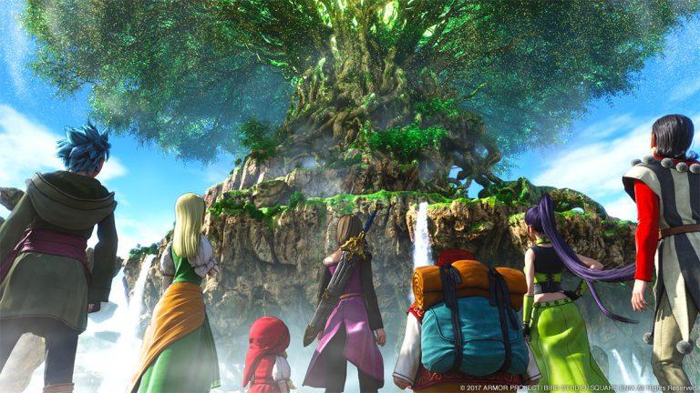 نسخه غربی Dragon Quest 11 به یک بازسازی نزدیکتر است از یک بهروزرسانی