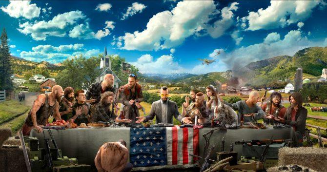 Far Cry 5 بهروزرسانی جدیدی بر روی رایانههای شخصی دریافت میکند؛ نسخههای کنسولی نیز به زودی منتشر میشوند