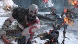 بهروزرسان God of War امکان افزایش سایز متنها را فراهم میکند