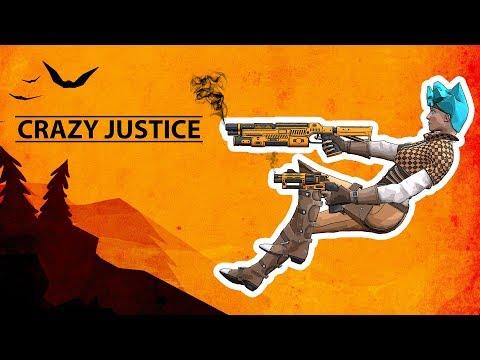 ویدئو Crazy Justice: کراس پلی بین ایکسباکس وان و نینتندو سوییچ