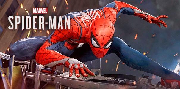 تبلیغ بزرگ بازی Spider-Man برای E3