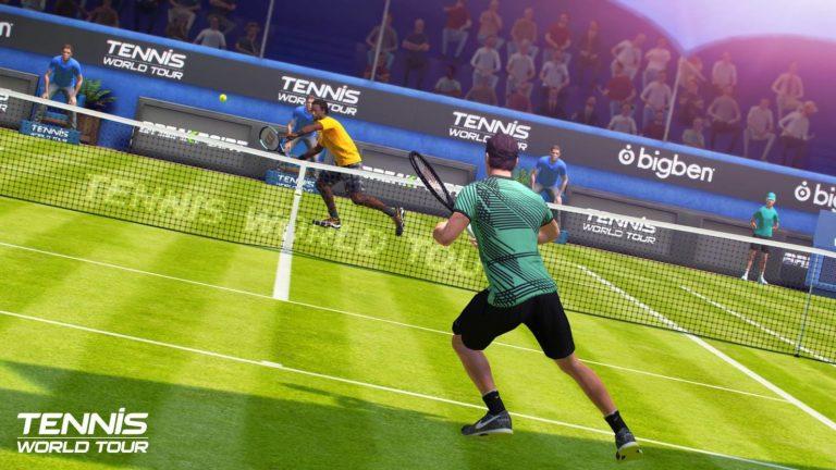Tennis World Tour بدون داشتن بخش چند نفره روی کنسولها عرضه شد