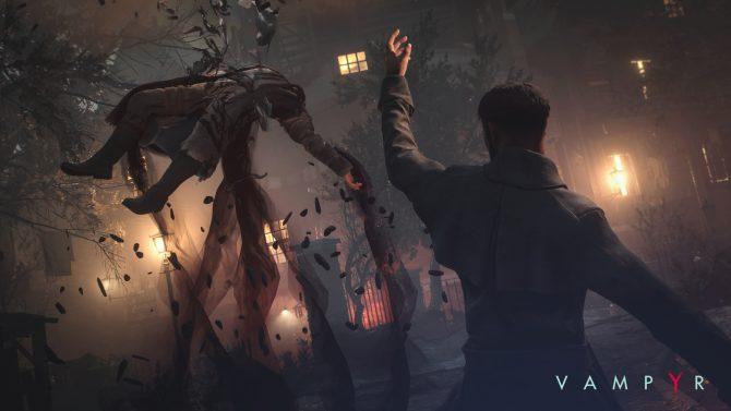 تریلر جدید عنوان Vampyr داستان تاریک آن را به رخ میکشد