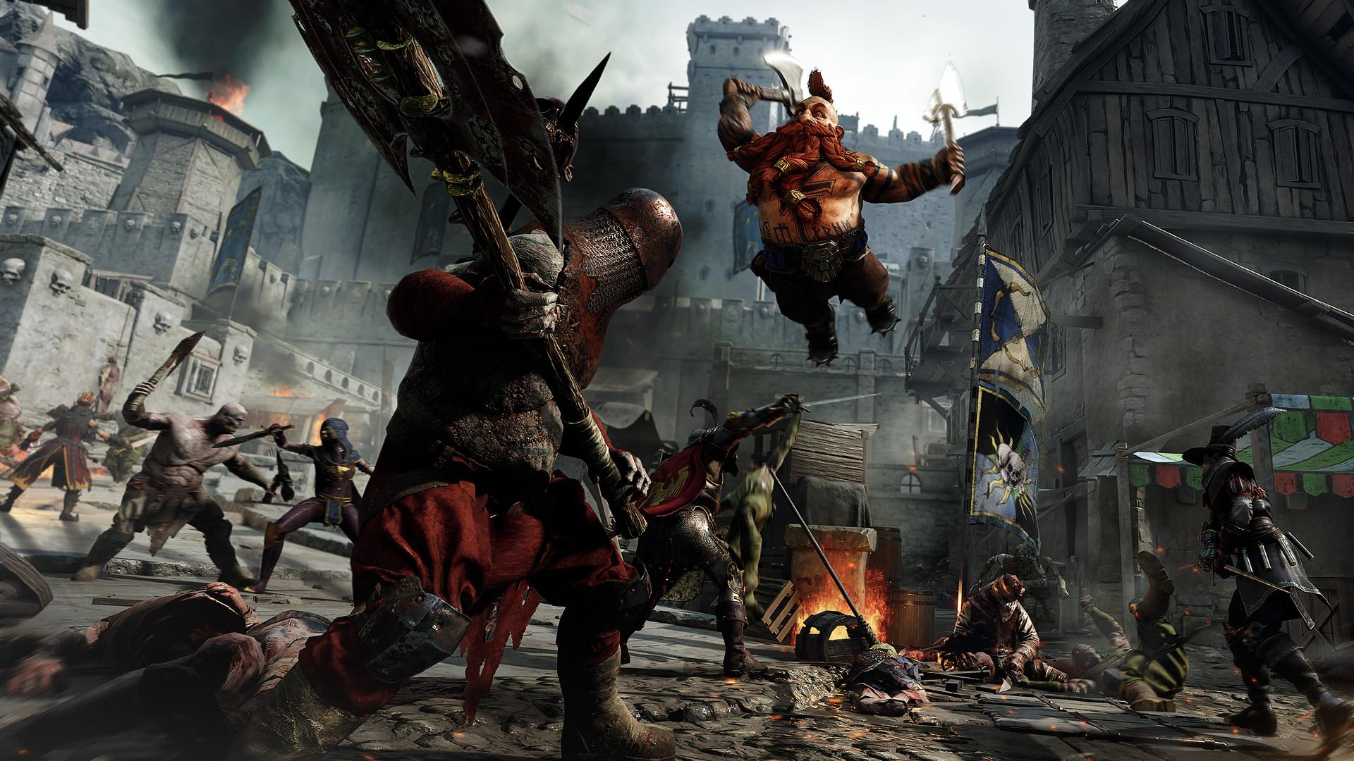 بروزرسانی جدید Warhammer: Vermintide 2 درجه سختی بازی را کاهش میدهد