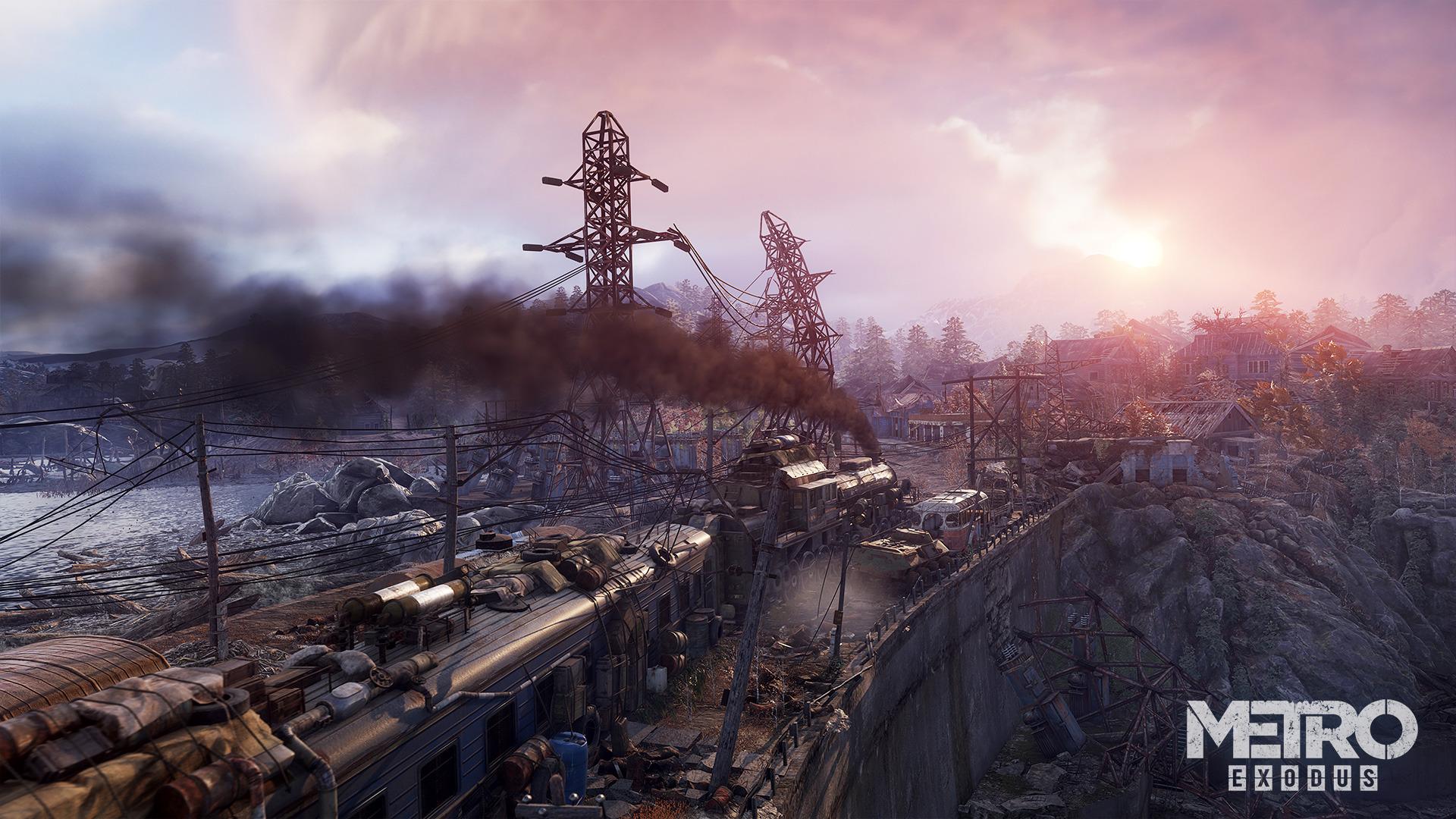 بازی Metro Exodus تاخیر خورد