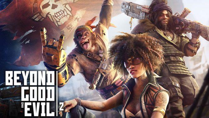 ویدئوی جدیدی از گیمپلی بازی Beyond Good and Evil 2 منتشر شد
