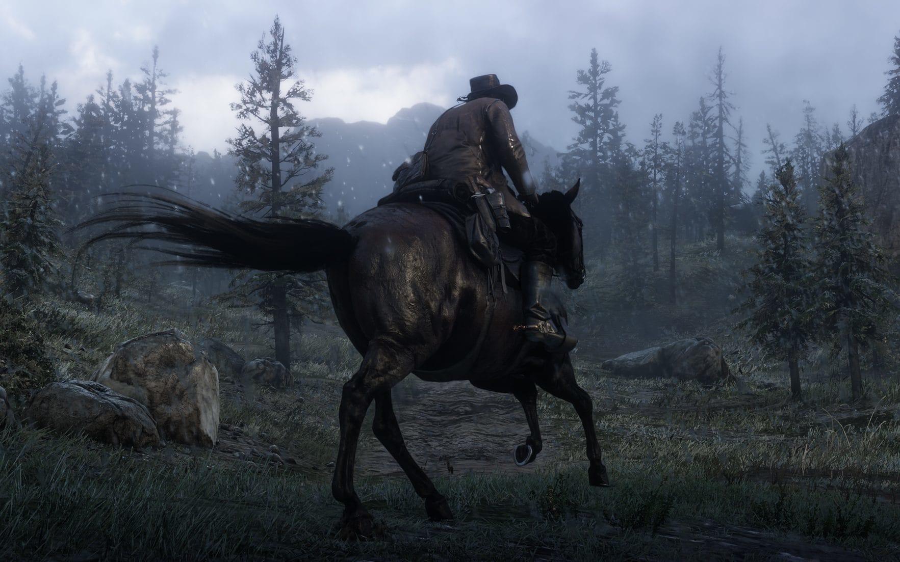 نخستین تریلر از گیمپلی Red Dead Redemption 2 منتشر شد (کیفیت ۴K اضافه شد)